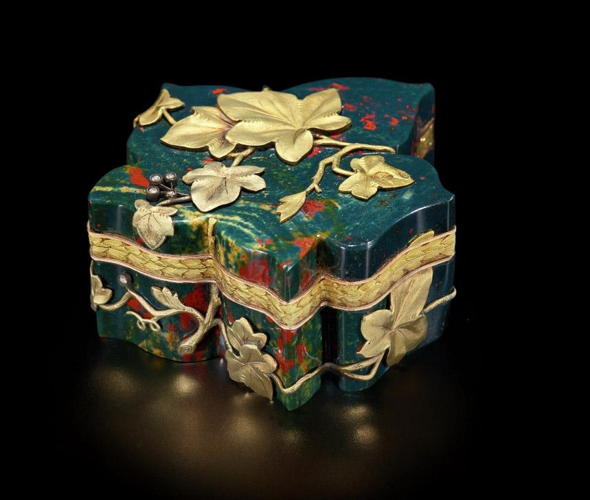 Коробка Fabergé, 1899-1908