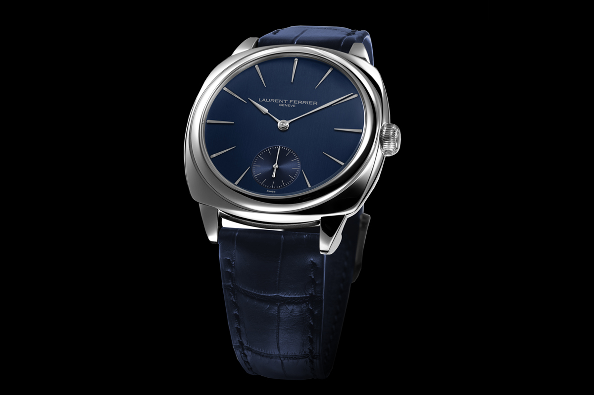 Laurent Ferrier / «Galet Square»