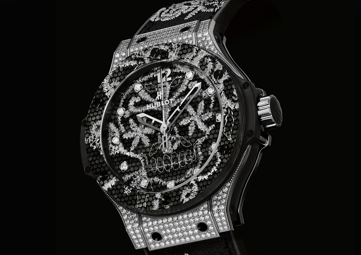Hublot / «Big Bang Broderie»