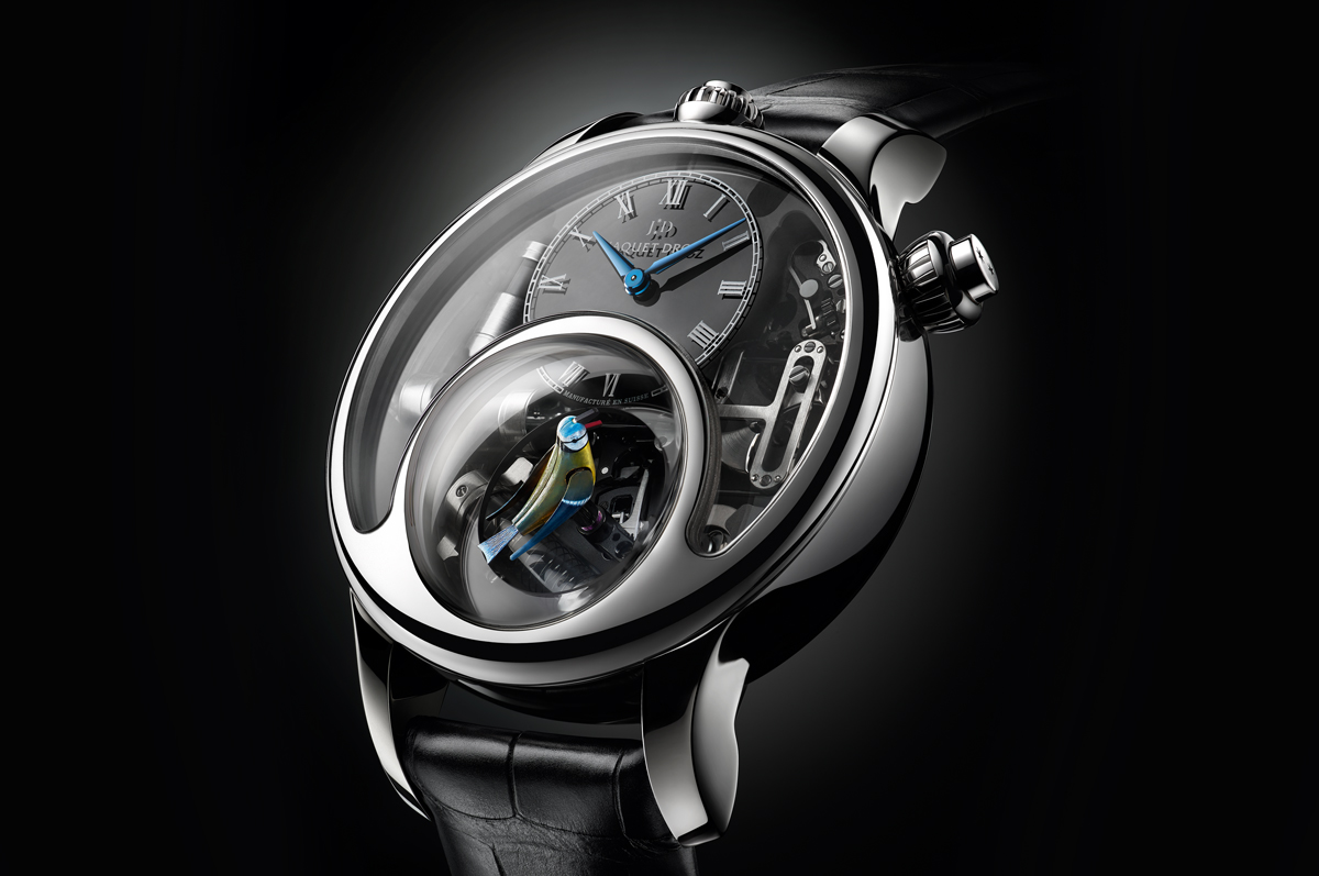 Jaquet Droz / «The Charming Brid»