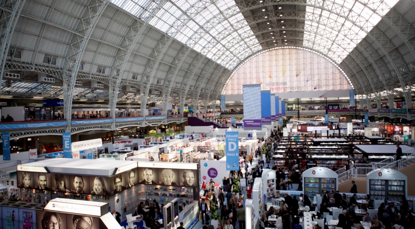 London Book Fair / фото britishcouncil.org