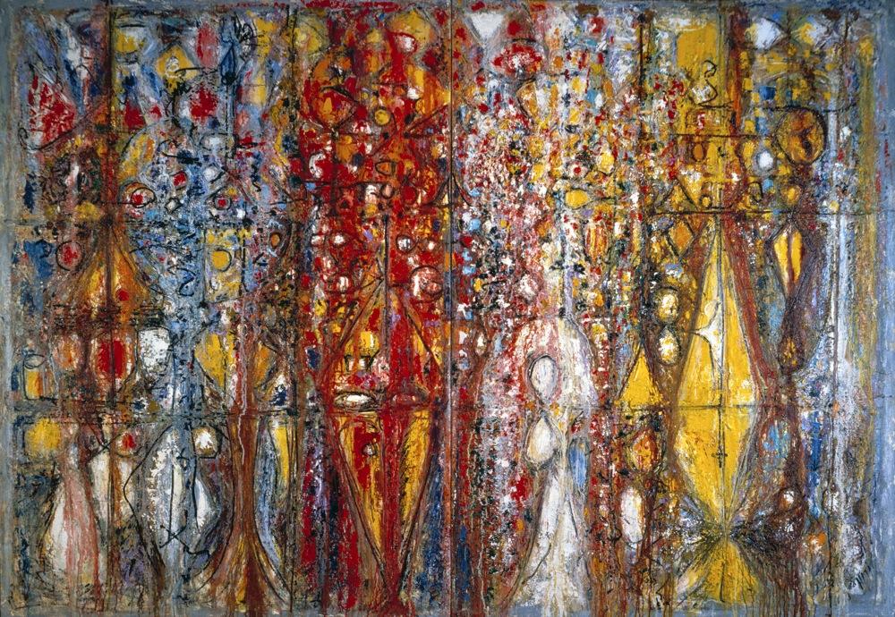 Ричард Пузетт-Дарт «Кровавая свадьба», 1958