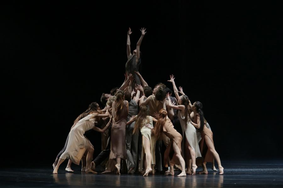 Балет «Весна священная», 2013