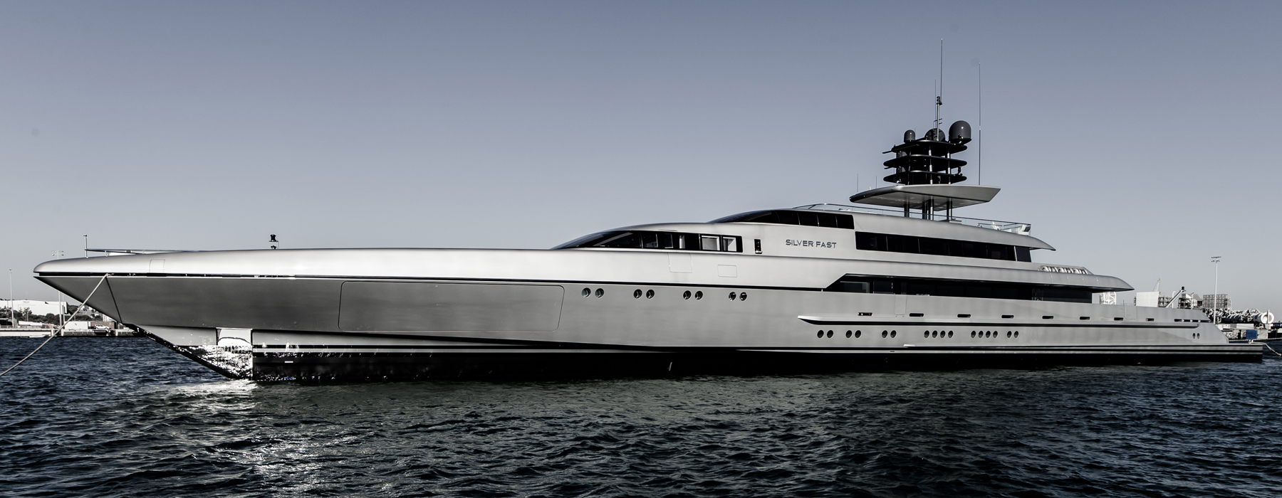 SILVER FAST - SILVERYACHTS