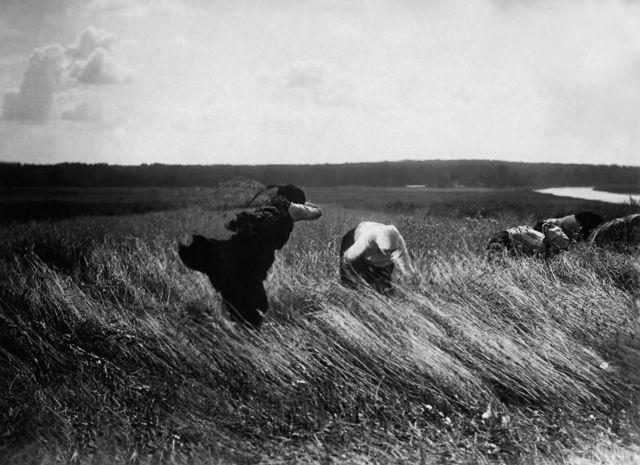 Кадр из фильма «Старое и Новое» (1926–29)