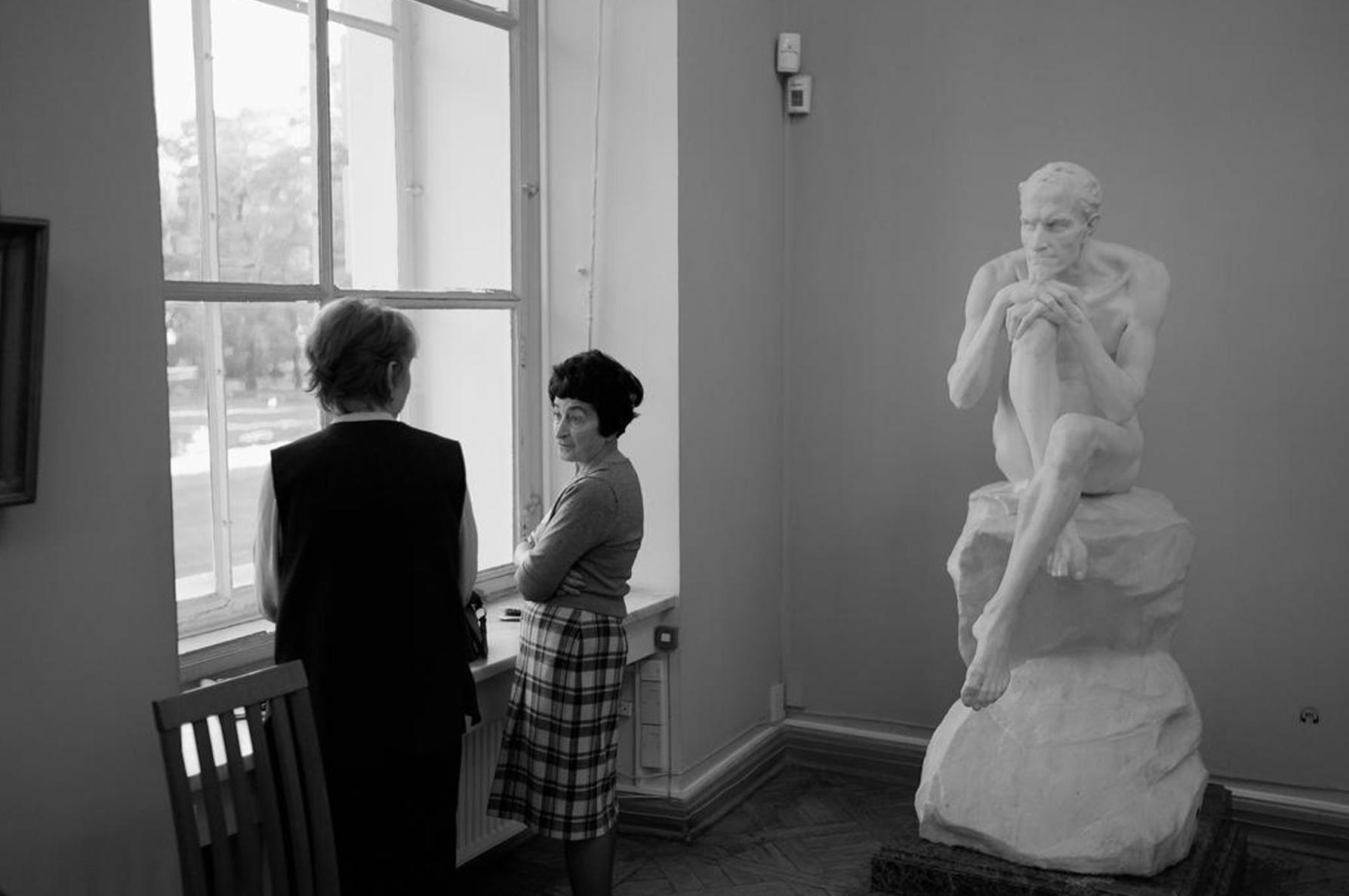 Стюарт Франклин. Санкт-Петербург. Государственный Русский Музей. 2010