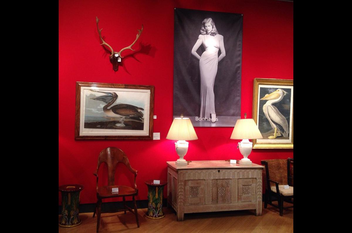 Презентация Bonhams коллекции Лорена Бэколла, одной из величайших звезд Голливуда / фото @bonhams1793, официальная страница аукционного дома в instagram