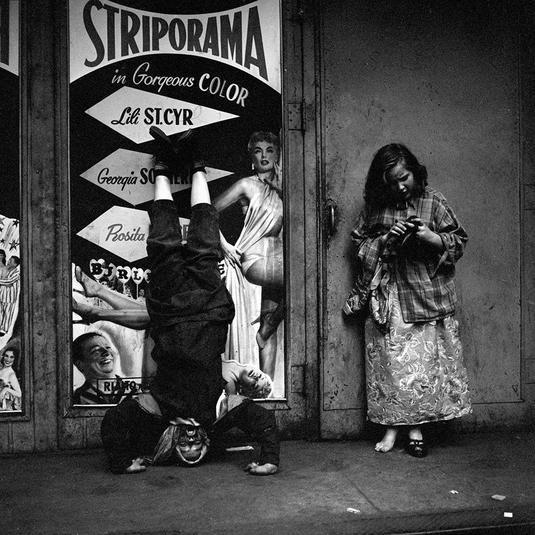 November, 1953. New York