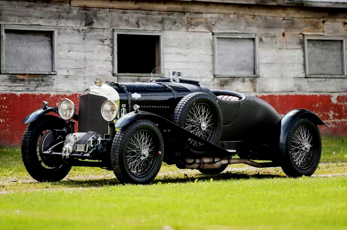 Bentley 1931 года