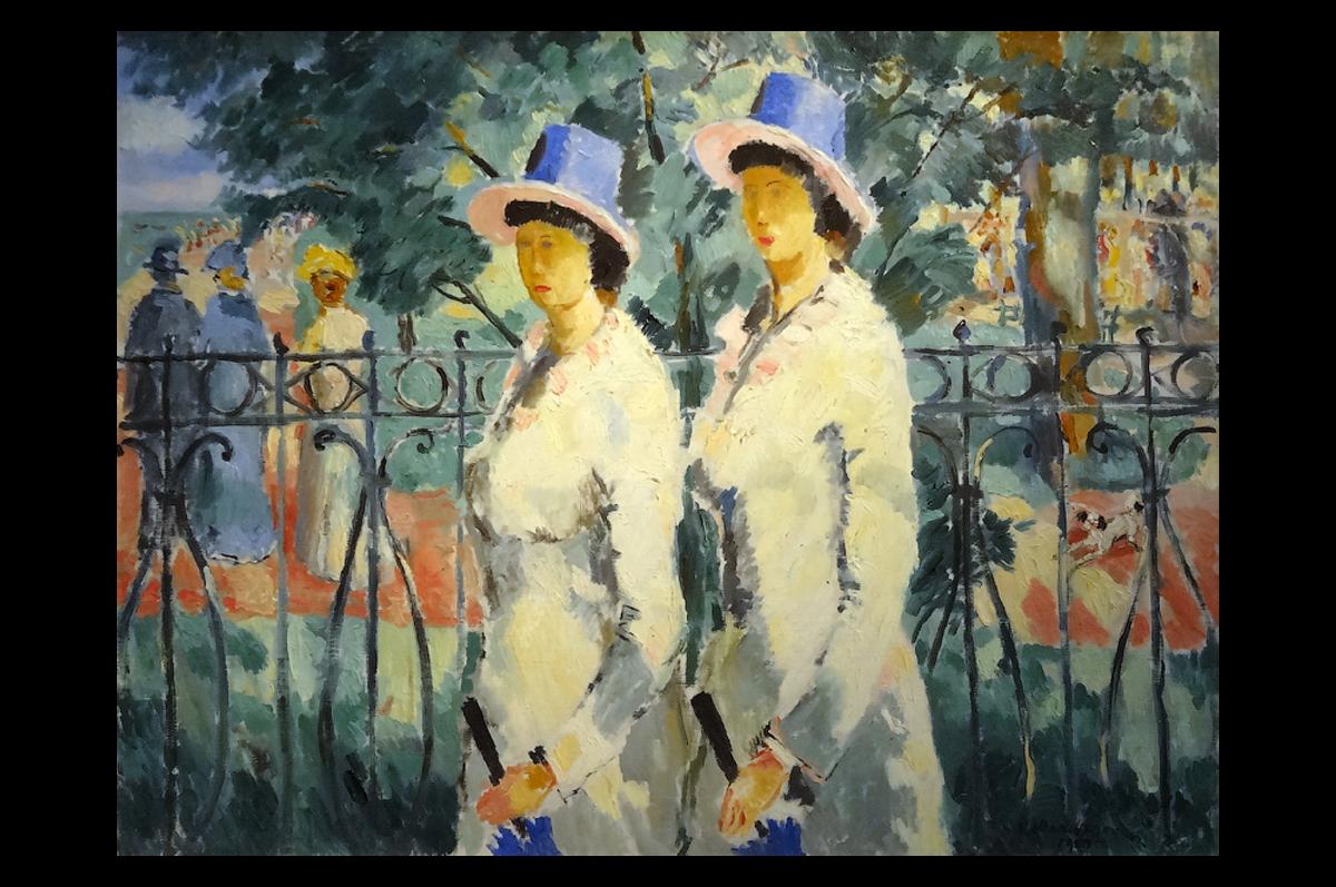 Казимир Малевич. Сестры, 1930 / Государственная Третьяковская галерея, Москва